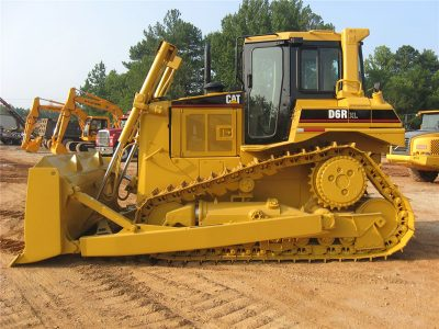 Tracked Dozer Plant Hire Yorkshire